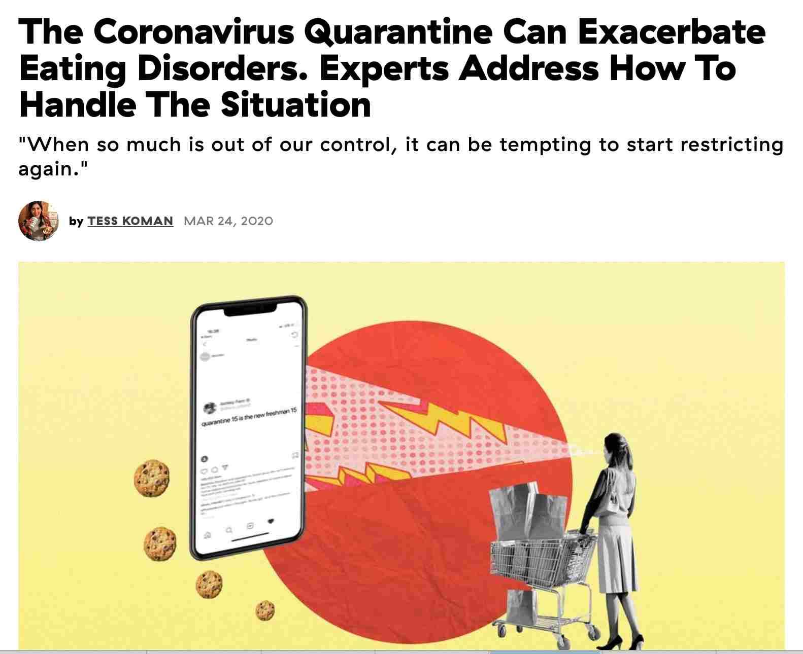 Carolina Guizar Intuitive Eating Dietitian on Delish.com